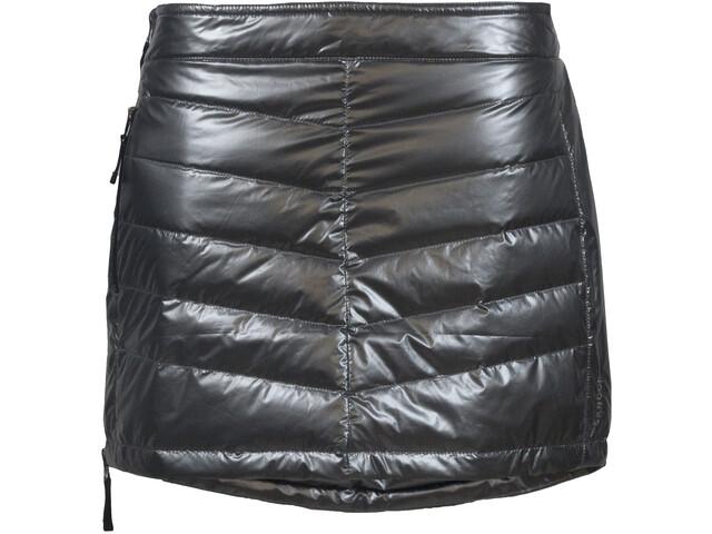 SKHoop Mini Down Skirt Dam metallic grey